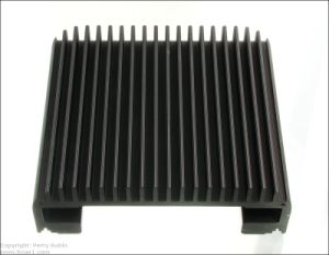 American Customized Amplifier Aluminum Parts Made by Extrusion Aluminum pictures & photos