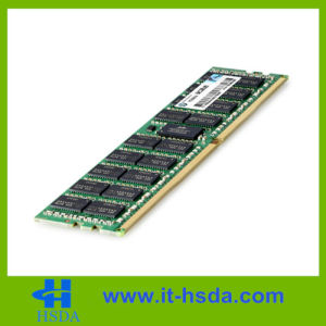 726722-B21 32GB (1X32GB) Quad Rank X4 DDR4-2133 CAS-15-15-15 Load Reduced Memory Kit for HP pictures & photos