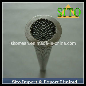 Stainless Steel Perforated Mesh Cylinder Filter