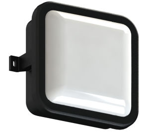 IP65 PC Housing High Quality Square LED Wall Light pictures & photos