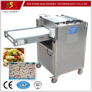 High Production Squid Cutting Ring Making Processing Machine pictures & photos
