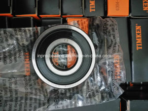 High Quality Industrial Deep Groove Ball Bearing Timken 6000, 6200, 6300, 6301, 6302, 6303, 6304 2RS/Zz pictures & photos