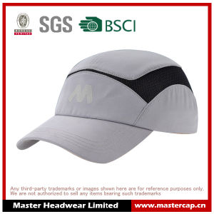 100% Polyester Mesh Sports Cap with Puff Printing pictures & photos