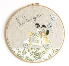 Hot Sale Bamboo Embroidery Hoop with Competitive Price pictures & photos