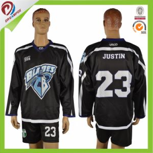 Custom Design V-Neck Ice Hockey Training Jerseys pictures & photos