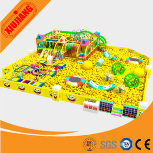 Indoor Baby Ball Pool Center Non-Toxic Climb Soft Playground pictures & photos