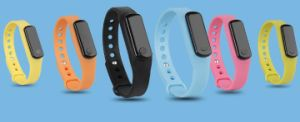 Bluetooth 4.0 Smart Bracelet Smartwatch Sport Pedometer for Ios Android pictures & photos