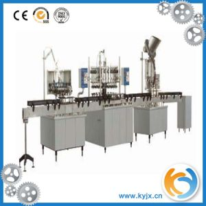 Automatic Water Filling and Sealing Plastic Bottles pictures & photos