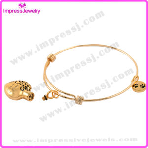 Gold Plating Bracelets for Women Brazaletes Pulseras Mujer Ashes Keepsake pictures & photos