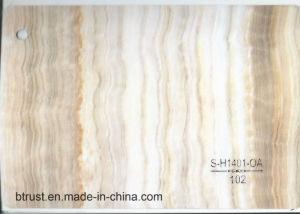 PVC Decorative Film/Foil for Cabinet/Door Vacuum Membrane Press Bgl102-107 pictures & photos