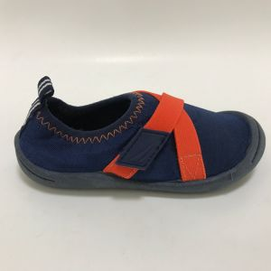 Cute Injection Casual Shoes for Children pictures & photos