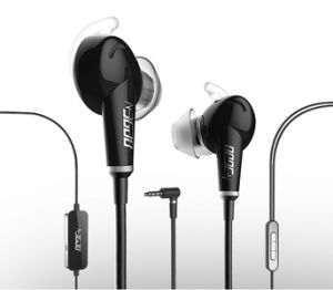 Active Noise Cancelling Earphone Stereo in-Ear Earbud with Microphone pictures & photos