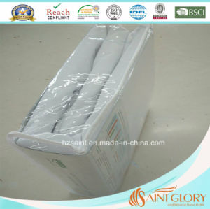 Hot Selling Adjustable Fitted Zippered Mattress Protector pictures & photos