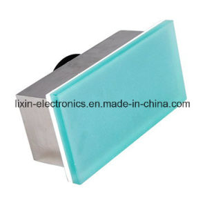 200*100*RGB Glass LED Tile Brick Floor Light with Ce/RoHS/EMC Approval pictures & photos
