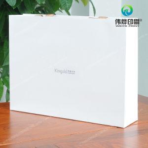 Offset Printing Elegant Fashion Paper Gift Packaging Bag pictures & photos