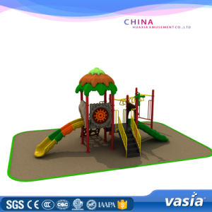 High Quality Unique Children Outdoor Playground pictures & photos