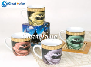 High Quality Porcelain Coffee Cups Mugs pictures & photos
