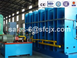Conveyor Belt Vulcanizing Press, Fabric Core Belt Press