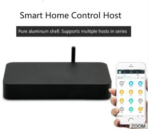 Wholesale Remote Control Smart Home Automation System Solution Zigbee Gateway pictures & photos