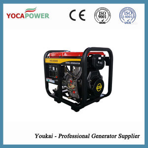 Air Cooled 7kw Small Power Diesel Generator Set pictures & photos