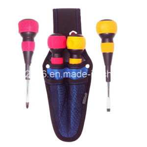 Heavy Duty T Handle Tools Packing Electronical Worker Safety Tool Bag for Working pictures & photos