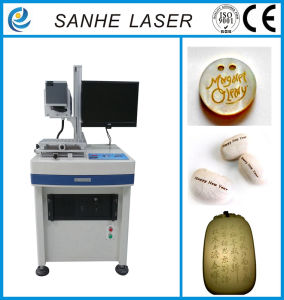 Professional Design CO2 Laser Marking Machine for Logo, Metal pictures & photos