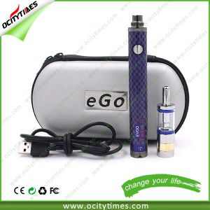 Electronic Cigarette EGO/ Evod Vaporizer Pen with OEM Free pictures & photos