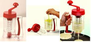 Cupcake Pancake Batter Dispenser Muffin Helper Mix Pastry Jug Baking DIY Tool