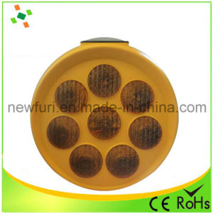 Sunflower Solar Traffic Warning Light pictures & photos