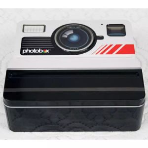 Camera Tin Box pictures & photos