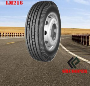 Long March HIGH QUALITY TRUCK TYRE 295/80R22.5-LM216 pictures & photos