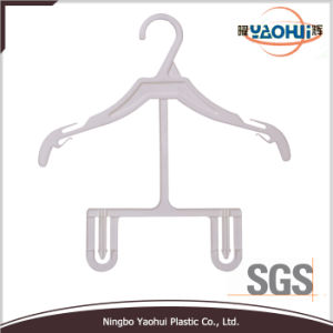 Natural Color Plastic Combination Hanger for Cloth pictures & photos