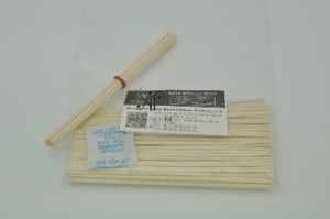 100PCS/Bag 3mmx18cm Aroma Reed Diffuser Stick, Rattan Core, Fragrance Bamboo Perfume Stick pictures & photos