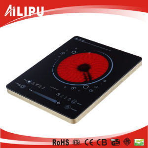 Ceramic Countertop Stove : Countertop Super Slim Ceramic Stove with Metal Body - China Ceramic ...