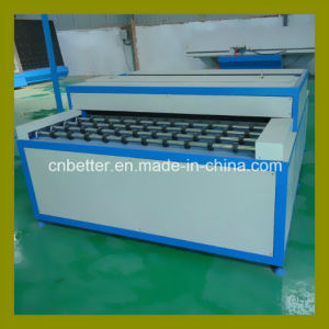 Double Glazing Glass Washer Machine Horizontal Insulating Glass Cleaning Drying Machine