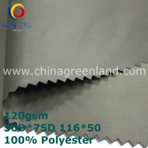 Twill Polyester Memory High Quality Fabric for Textile Clothes (GLLML352) pictures & photos