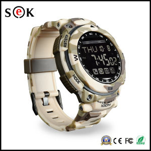 Sek Fashion Waterproof Metal Bluetooth PS1500 Sport Steel Strap Smart Watch for Smart Phones with Pedometer pictures & photos