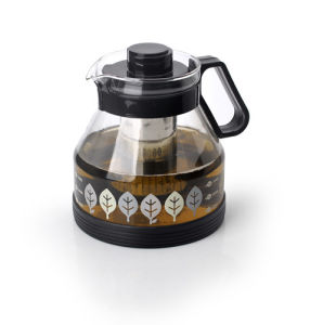 1600ml High Quality Glass Teapot with Infuser