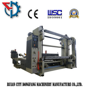 Slitter and Rewinder Machine for Large Paper Roll pictures & photos