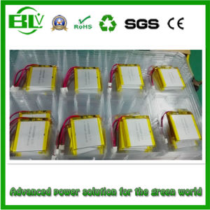High Quality Li Polymer Battery 3.7V 2800mAh LED Battery pictures & photos