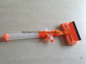 Spray Window Squeegee with Microfiber Washer / Wiper pictures & photos