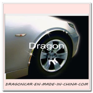 Protective Chrome Trim Car Wheel Arc pictures & photos