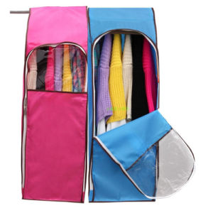 Three-Dimensional Holder Wardrobe Dust Cover Storage Bag pictures & photos