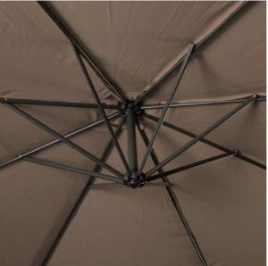 Patio Sun Shade Offset Outdoor Market 10′ Hanging Umbrella pictures & photos