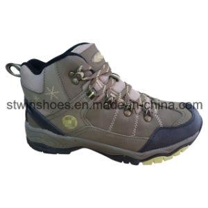 Men Waterproof Outdoor Climbing Hiking Shoes