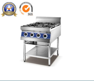 6-Burner Stove with Under Shelf (UG-36) pictures & photos
