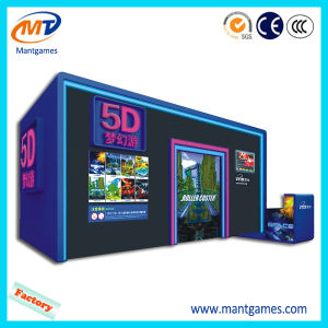 Guangzhou Mantong High Quality Mini Digital 5D Cinema, High Quality 5D Kino System pictures & photos