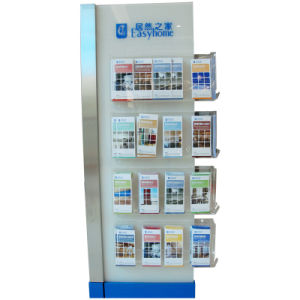 Newspaper Book Brochure Documents Magazine Metal Acrylic Holders Display Shelf pictures & photos