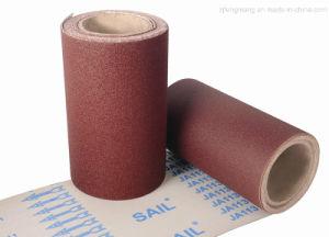 Hand Use Aluminum Oxide Abrasive Cloth Ja113 pictures & photos