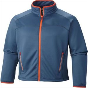 2015 Mens Full Zip Stand Collar Waterproof Sports Softshell Jacket pictures & photos